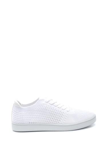 Derimod Kadın Ayakkabı (17Gdw271) Spor Beyaz